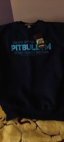 Bluza męska pit bull