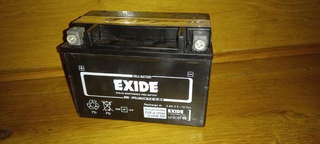 Akumulator kwasowy EXIDE ETZ9-BS 12V 8Ah
