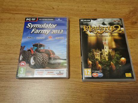 Symulator farmy 2013, Majesty 2