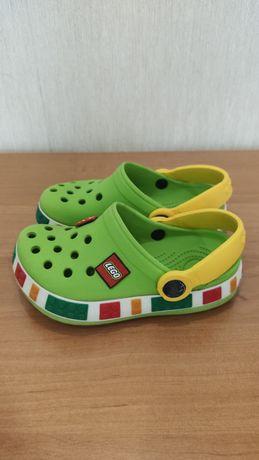 Детские Crocs Lego 10-11 размер