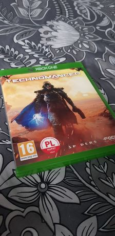 The Technomancer PL na Xbox one