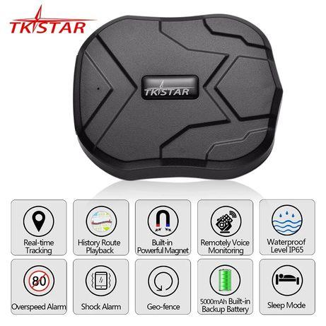 Localizador GPS [AUTONOMIA 1 a 3 MESES] TRACKER 100% EXATO com App/Web