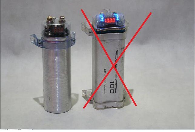 zestaw audio skrzynia, wzmacniacz, kondensator i radio