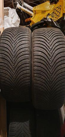 Opony zimowe 225/55R17 Michelin alpin 5
