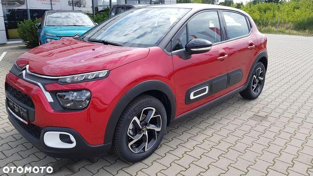 Citroën C3 110km Wersja Shine ,Nowy Model