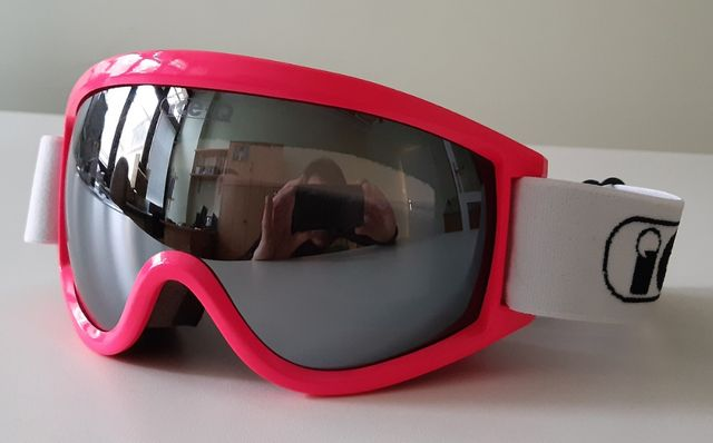 NOWE gogle narciarskie damskie/juniorskie ICE-Q model Istebna.