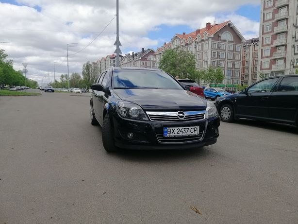Opel astra h indyvidual panorama