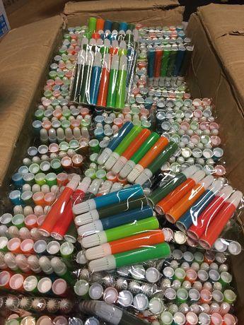 Artigos papelaria pintura ou desenho - Marcadores de várias cores !!