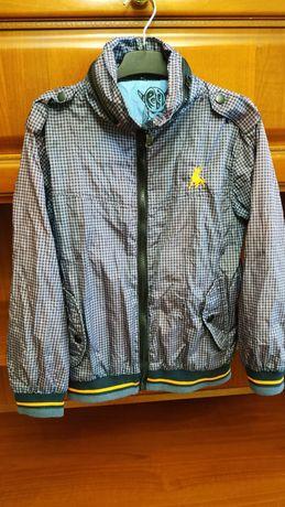 Курточка на мальчика 134