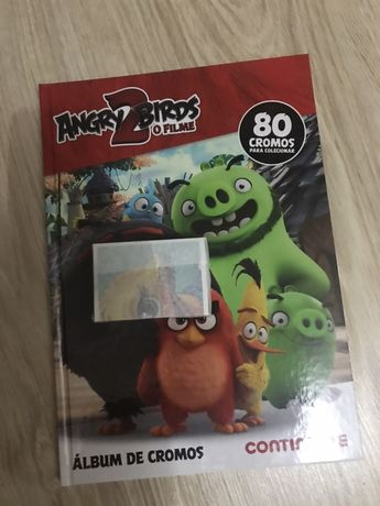 Álbum Angry Birds 2 - Continente