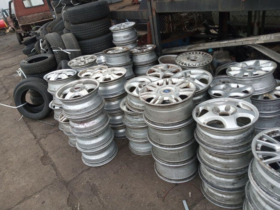 Felgi aluminiowe Białystok - używane felgi w dobrych cenach ! Białystok - image 1