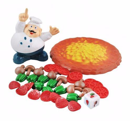 Gra planszowa pizza mistrz pizzy