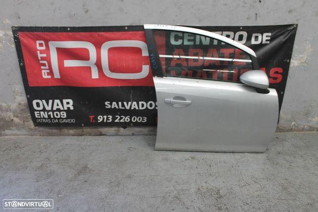 Porta da Frente do Lado Direito Opel Corsa D