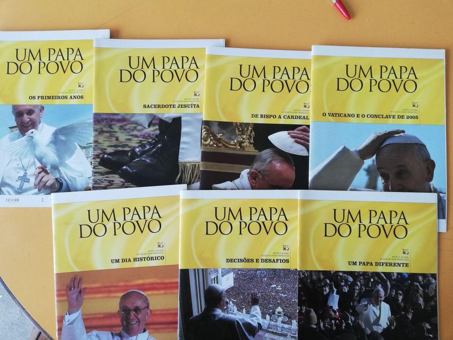 7 livros Papa Francisco Oliveira De Azeméis, Santiago De Riba-Ul, Ul, Macinhata Da Seixa E Madail - imagem 1