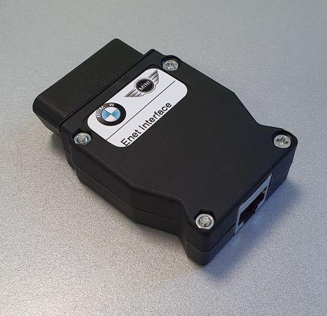 BMW Adaptador Enet Ethernet S-SYS séries F, i, 1, 2, 3, 7, GT, G, X3