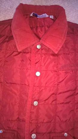 Куртка стеганная деми