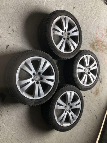 Диски колеса резина 225-45 r17 мерседес w211 w204 w212