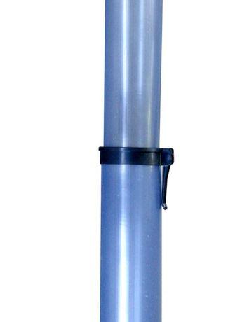 Rura zsypowa teleskopowa 2 m regulowana