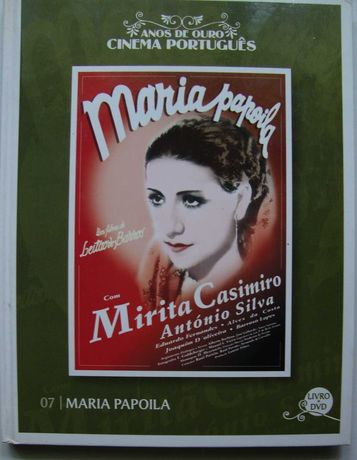 Maria Papoila: DVD + Livro ilustrado