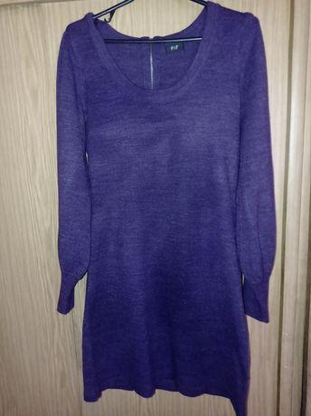 Продам платье теплое