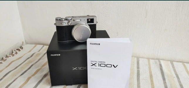 Kamera Fujifilm x100v
