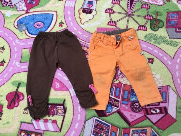 Spodnie długie (6-12 miesięcy)