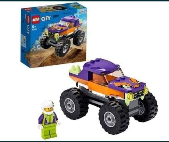 Nowe LEGO city monster 60251