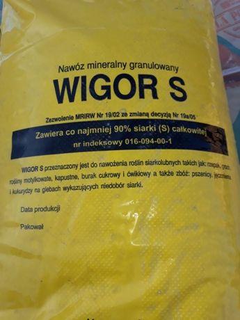 Nawóz siarka wigor S 90%
