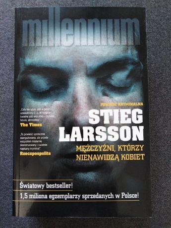 Steig Larsson Mężczyźni, którzy nienawidzą kobiet NOWA