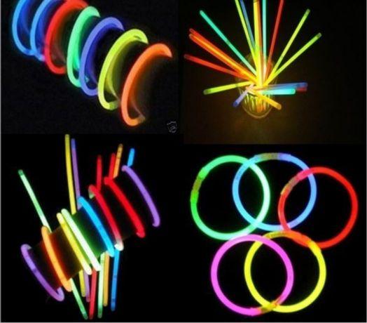 Светящиеся браслеты палочки аксессуары Германия