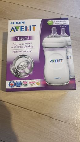 Butelka Avent Natural 260ml