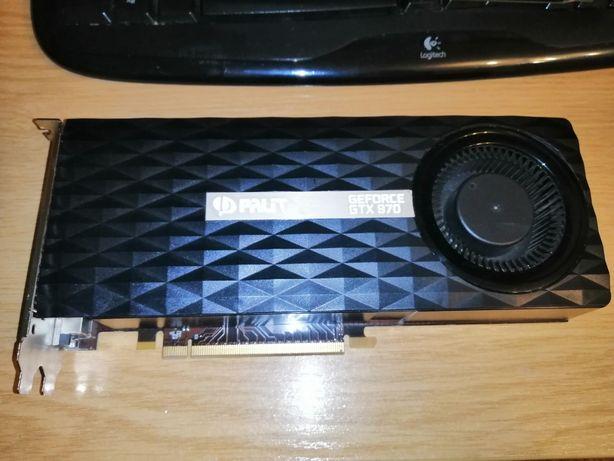 Видеокарта Palit GeForce GTX 970 4096MB (ЧИТАЕМ ОПИСАНИЕ)