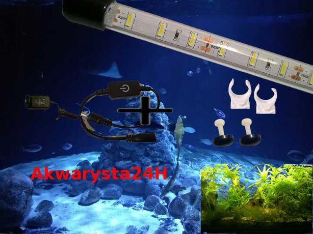 Lampa Led Akwarium od Firmy 120W Darmowa Wysyłka