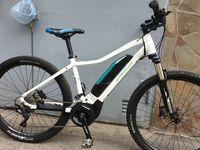 YAMAHA E bike WHEELER 27.5 пробег 450км с Германии. Есть Cube.carbon