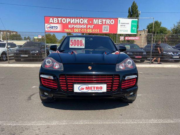 Porsche (32) Cayenne (ВЗНОС 30%) Авторынок METRO Кривой рог