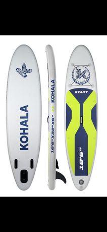 Pranchas NOVAS na caixa SUP Paddle surf KOHALA