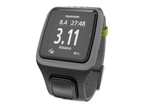 Zegarek TomTom Runner 8RS00 GPS