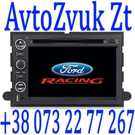 Магнитола FORD Explorer Mustang Expedition F150 Fusion GPS DVD Android