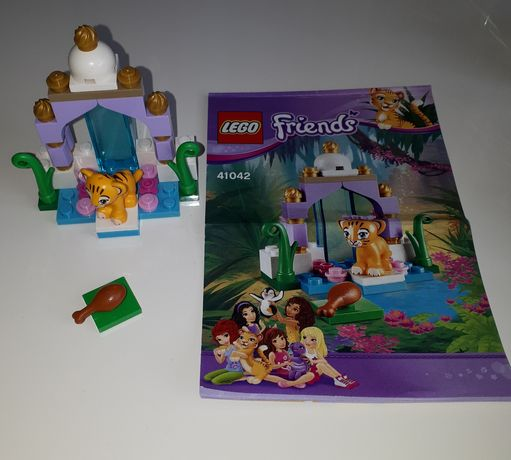 Zestaw lego friends 41042 Świątynia tygrysa