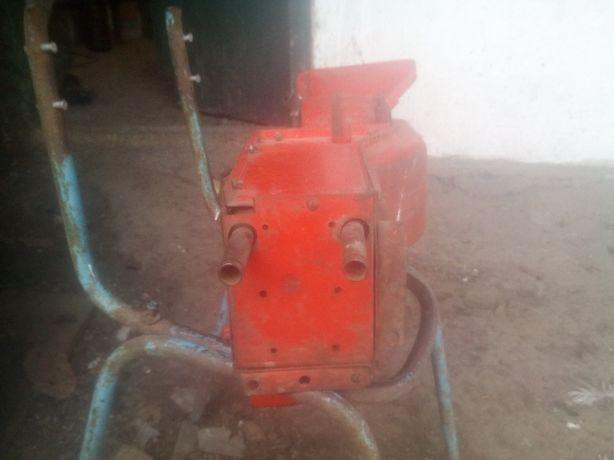 Печка с трактора ЮМЗ