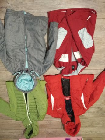 Зимові жіночі куртки