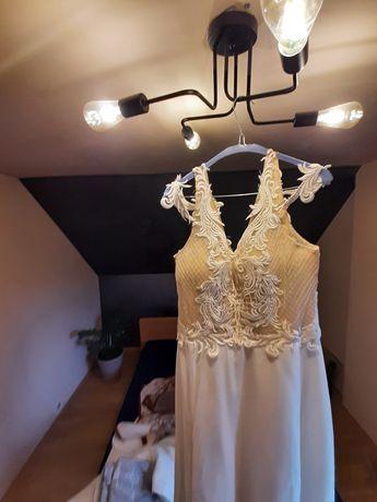 Suknia ślubna 40 42
