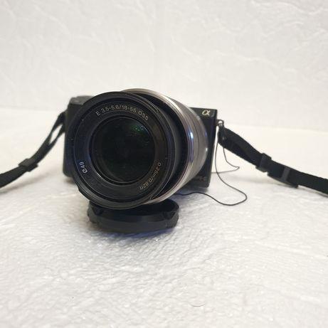 Фотоаппарат Sony NEX-5R  Wi-Fi + вспышка!