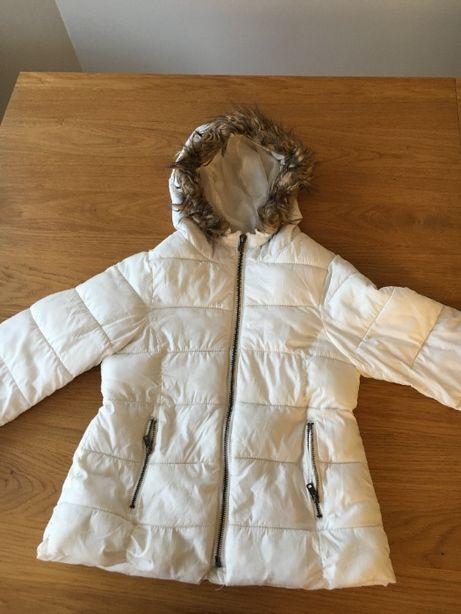 kurtka jesienno-zimowa zara rozmiar 116