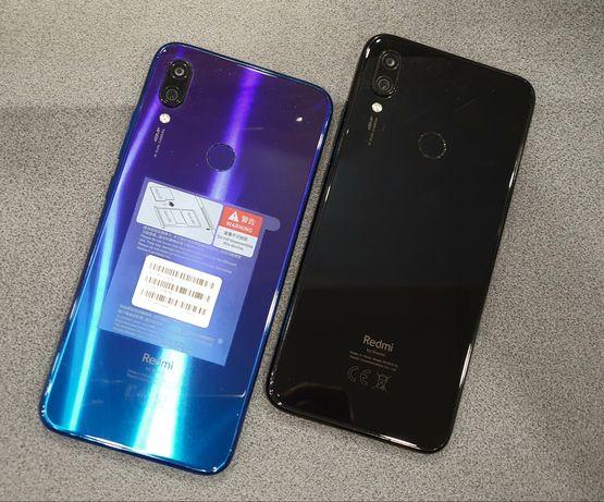 Redmi Note 7 Dual Sim czarny, niebieski jak NOWY ! + etui i szkło !!!