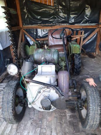 Traktor robiony papaj kosiarka cena do negocjacji