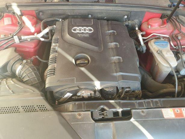 Двигатель Двигун Audi A4 B8 1.8 TFSI CABB Разборка Мотор