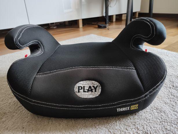 Siedzisko do auta dla dziecka Play Three fix