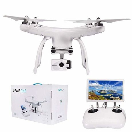 NOWY ! Dron Upair One 2.7K 12MP Pilot z LCD 7 CALI !