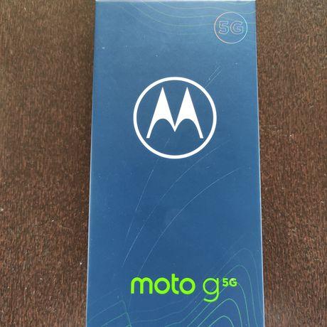 Sprzedam NOWY telefon Moto g 5g. Zapakowany fabrycznie. Zapraszam.